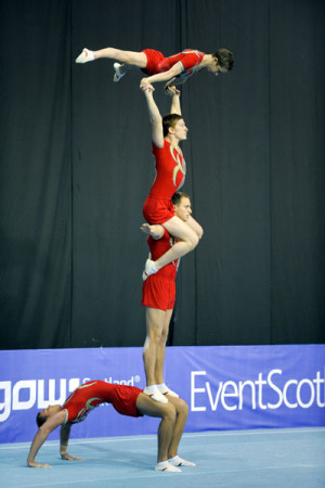 The World Acrobatic Championship finals (2008)