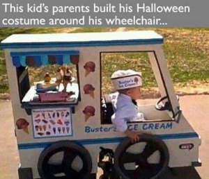 Awesome parenting!