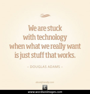 Famous technology quotes