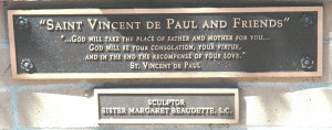 St. Vincent de Paul and Friends (outside the Marillac Hall Food Court)