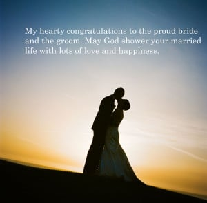 Congratulations On Your Wedding Day Quotes Filed under wedding quotes