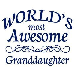 granddaughter quotes   awesome_granddaughter_greeting_card.jpg?height ...