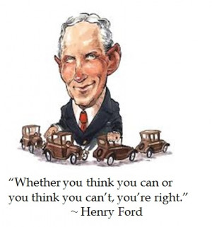 Henry Ford on Temperament #quotes