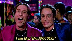 emilioooo!!!!! Ahhhhhh!!! My favorite movie!! Night at the Roxbury!!