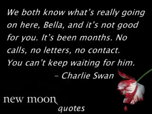 New moon quotes 81-100 - twilight-series Fan Art