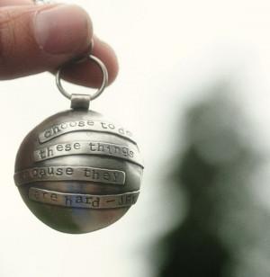 30 off JFK Moon Speech Quote Necklace by jonesingforjewelry, $77.00