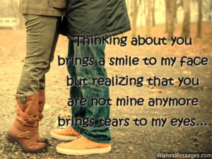 Quotes About Missing Your Ex I Miss You Messages for