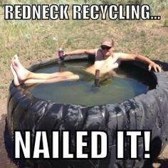 ... rednecks tired rednecks crazy old tractors rednecks recycled rednecks