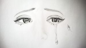 eyes how to draw crying eyes step 5 sad eyes of graystripe drawing sad ...