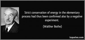 Quotes About Energy Conservation