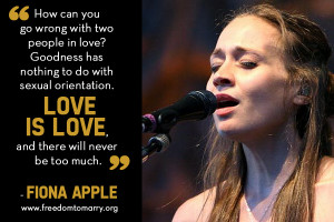 Fiona Apple's quote #2