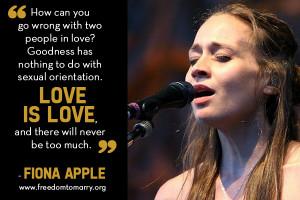 Fiona Apple's quote #2