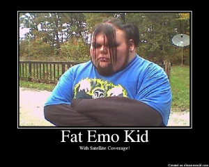 Funny Randomness Fat Kid Fail Peeteepics