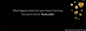 What happens when he's your Prince Charming, but - Hearbreak FB Cover