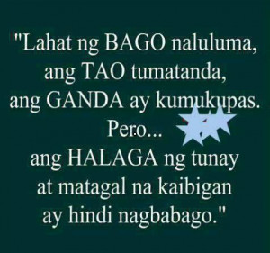 kaibigan quotes ganda quotes incoming search terms kaibigan quotes ...