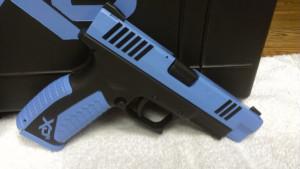Thread: XDM in Cav Arms Blue Duracoat