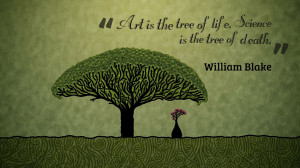 Home » Quotes » Art Is A Tree of Life Quotes Wallpaper 2919