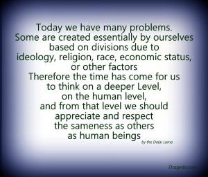 Dalai Lama Wall Quotes
