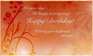 Happy Birthday Greetingskit