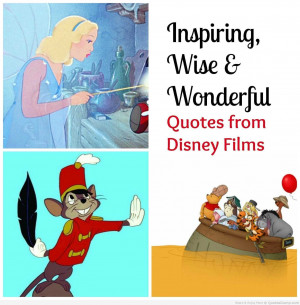 Funny Quotes From Disney Movies