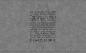 video games quotes the elder scrolls the elder scrolls v skyrim skyrim ...