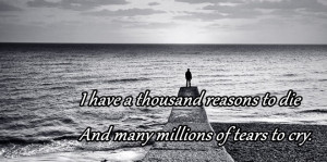 Quotes about Alone and Loneliness, Crying Quotes and Sayings, Feeling ...