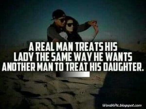 Treat Her Right!