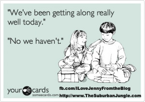 Funny Brother Sister Ecards Sibling rivalry
