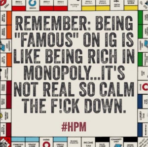 Instagram Real Quotes Instagram monopoly quote