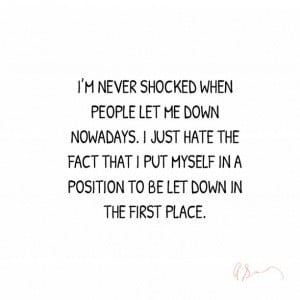 let down tumblr quotes quotes about being let down tumblr