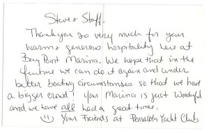 What Others are Saying about Bay Point Marina