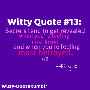 ... saturday april 14 2012 8 notes witty quote witty quotes witty quotes