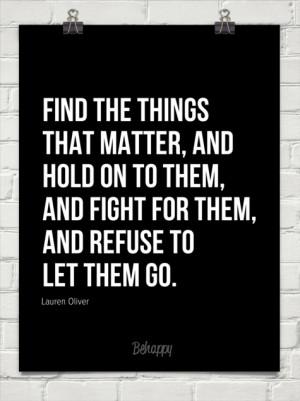 lauren oliver #quotes