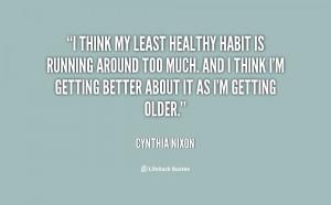 Healthy Habits Quotes