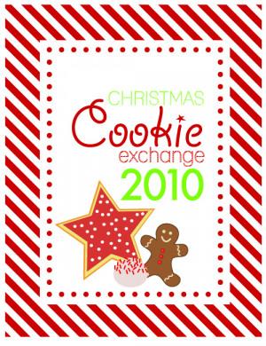 Hosting Christmas Cookie...