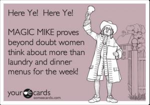 Magic Mike = magic mike movie
