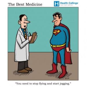 The Best Medicine - Hilarious Healthcare Cartoons from Health Callings ...
