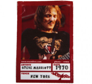 Steve Marriott's Moments You'll Never Get Away from Me Sondheim, Styne