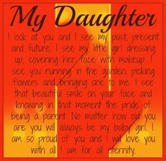 Proud+of+My+Daughter+Quotes   life inspiration quotes: Being proud of ...