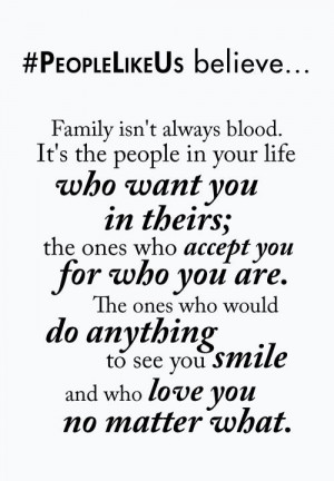 Why I Love PEOPLE LIKE US - #PeopleLikeUs Quotes - Better in Bulk