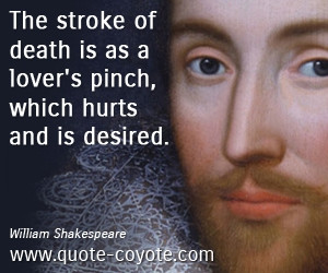 William Shakespeare Charge
