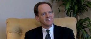 Pat Toomey predicts Romney win in Pennsylvania