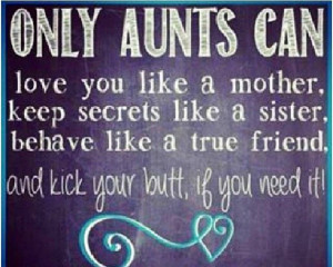 Only aunts can love like a motherIdeas, Inspiration, Funny Pictures ...