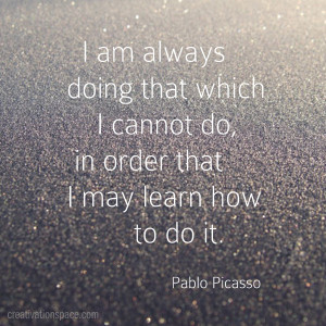 Quotes by Pablo Picasso