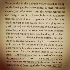 For His Glory Grace Our Good Jonathan Alexander Blog