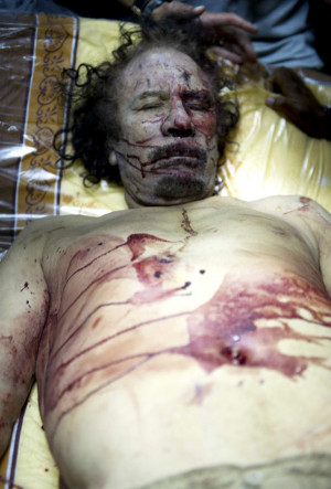 Who Killed Gaddafi And Buried The Truth About Lockerbie? The Sun Kills ...