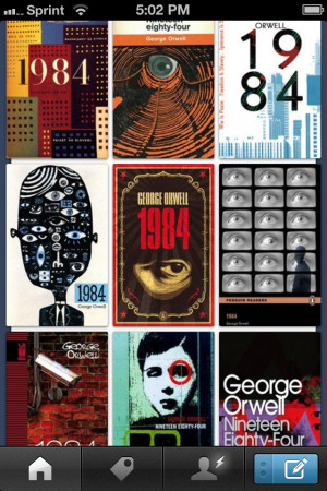 1984 By George Orwell Pictures With Quotes http://www.pinterest.com ...