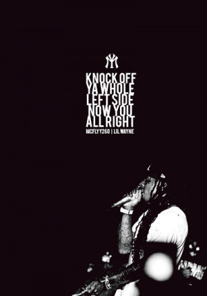 lil wayne quotes weezy swag notes