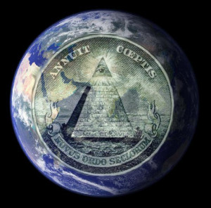 ... New World Order. Novus Ordo Seclorum means 'new secular order', or