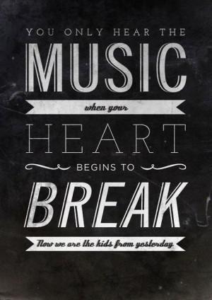 We Remember The Lyrics: My Chemical Romance « Read Less